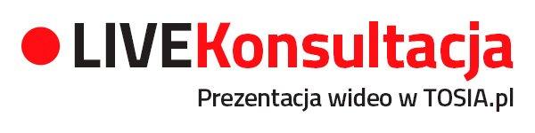 LIVEKonsultacje w TOSIA.pl