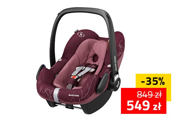 Maxi Cosi Pebble Plus 0-13 kg