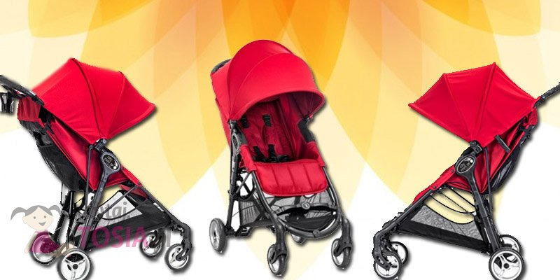 Testujemy Baby Jogger City Mini Zip! [TEST]