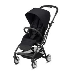 Cybex EEZY S TWIST 2 Deep Black Wózek spacerowy