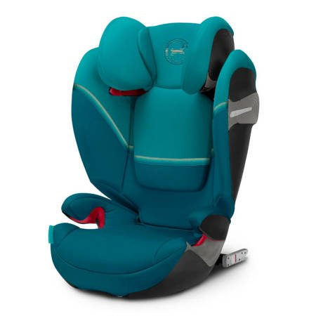 Cybex Solution S-Fix River blue